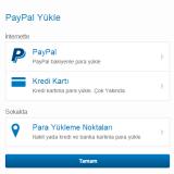 Paypal Nakit