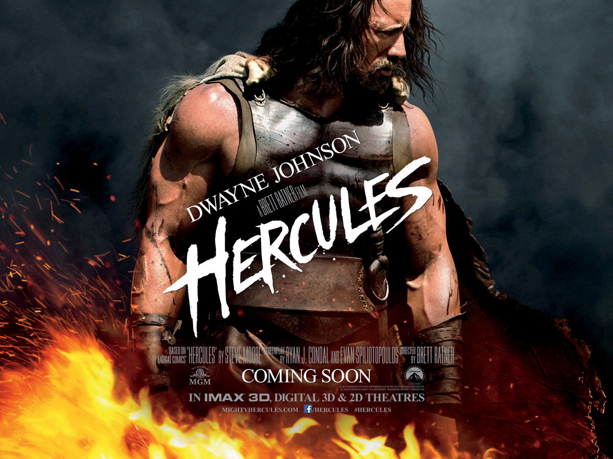 hercules 2014 movie poster