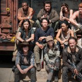 The Walking Dead Season 5 Cast Shot