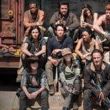 The Walking Dead Season 5 Cast Shot