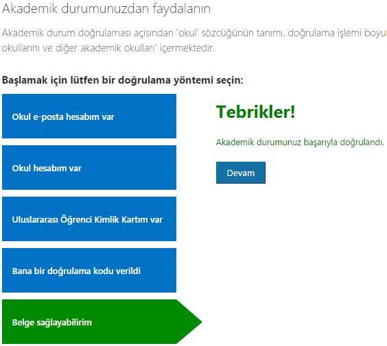 DreamSpark ile Ücretsiz Windows 8.1 Edinin