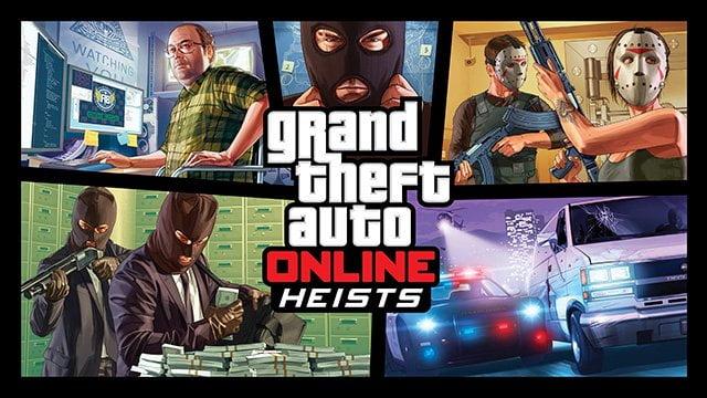 gta online heist
