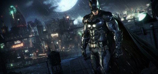 Batman Arkham Knight Gotham is Mine