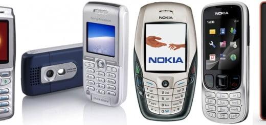 gecmisten-gunumuze-kullandigim-telefonlar