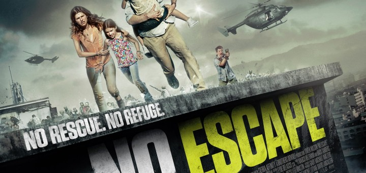 no escape 2015 poster