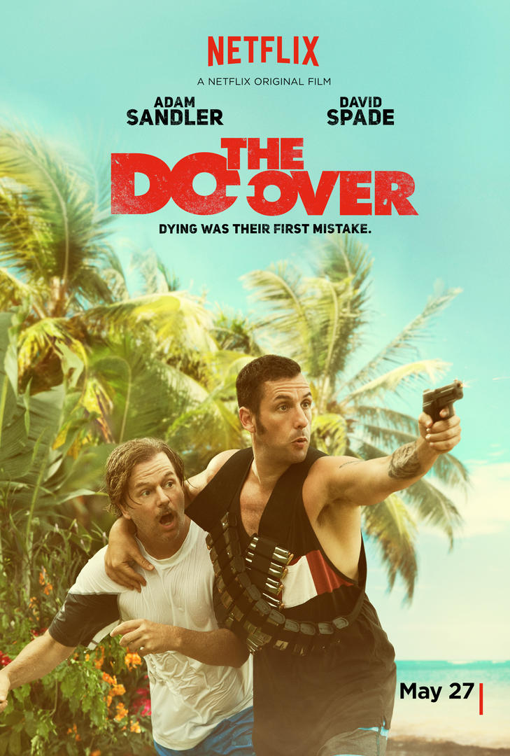 the do over 2016 poster
