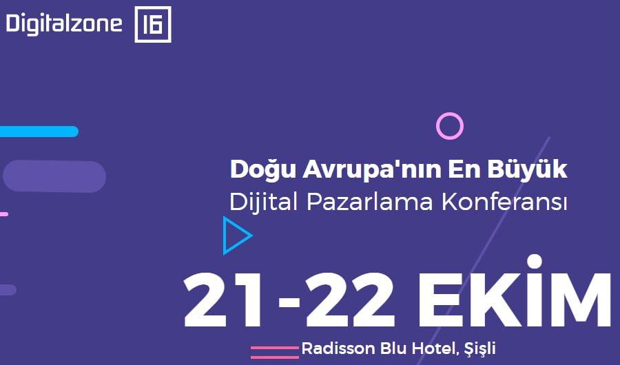 dijital pazarlama konferansı